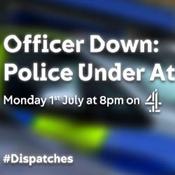 Read more at: Dr Jess Miller in Channel 4 Dispatches: how do police officers cope with repeated assaults?